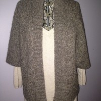 Mercer & Madison Heather Brown Cardigan from Fashion Gypsies