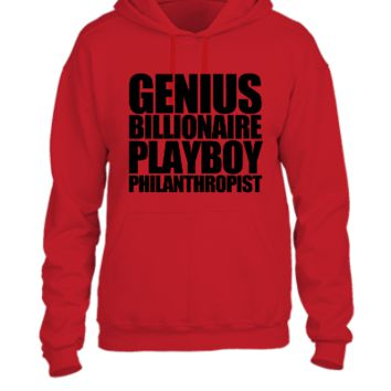Genius Billionaire Playboy Philanthropist