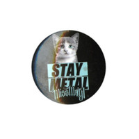 Miss May I Stay Metal Pin