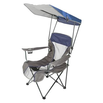 Camping Canopy Chair, Royal Blue