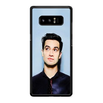 The Beautiful Brendon Urie Of Panic At The Disco Samsung Galaxy Note 8 Case