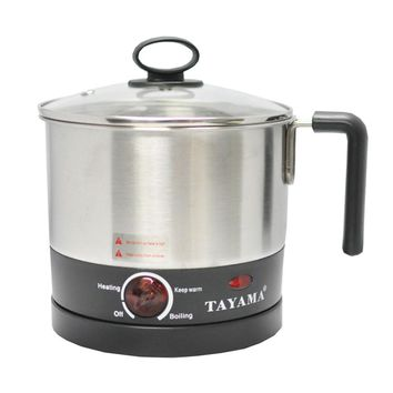Tayama Noodle Cooker & Water Kettle 1 Liter - 4-Cup (EPC-01)