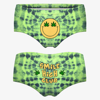 """Smile High Club"" Panties"