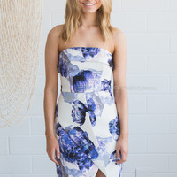 finders keepers certain romance dress - floral light