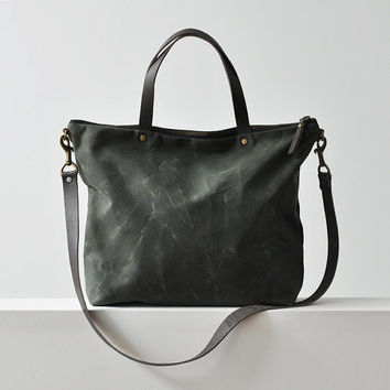 CARRY BAG - forest green