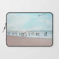 the gathering Laptop Sleeve by sylviacookphotography