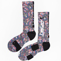 Dipset U.S.A Stars Elite Socks | Caliroots - The Californian Twist of Lifestyle and Culture