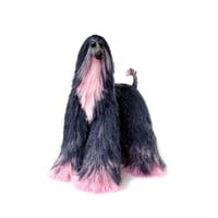 Collectibles Animals, afghan hound, cute plush toy, stuffed animals, gift ideas,