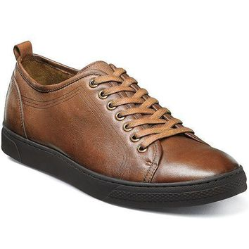 Florsheim Forward Low Lace-Up cognac smooth Men's Shoes
