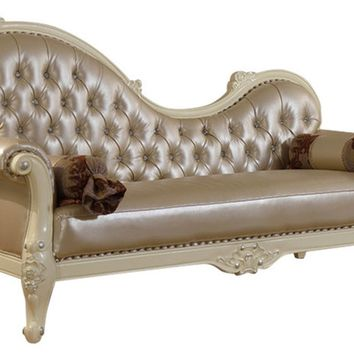 Madrid Chaise French Provincial Hand Crafted Design