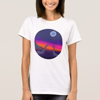 Jurassic Sunset T-Shirt