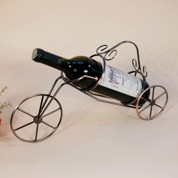 Bottle wine rack.Suit for home and office.Put the wine in right place = 4486849988