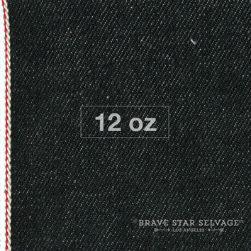 The 12.5oz Black Selvage Pre-Order