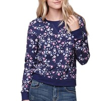Nollie Cropped Pullover Shirt - Womens Tees