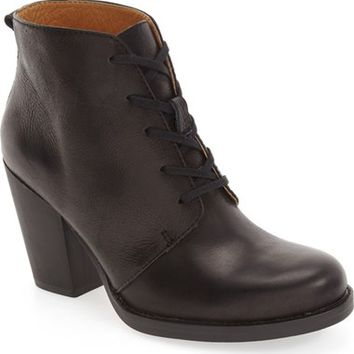 Latigo 'Fig' Lace-Up Bootie (Women) | Nordstrom