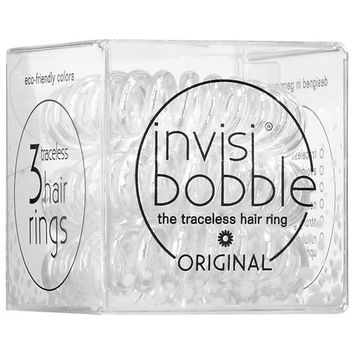 Time to Shine ORIGINAL the traceless hair ring - invisibobble | Sephora