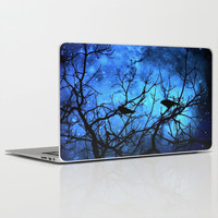 Crows: Attempted Murder -Blue Skies Laptop & iPad Skin by Minx267