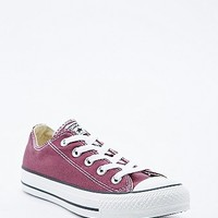 Converse Chuck Taylor Low Trainers in Violet - Urban Outfitters