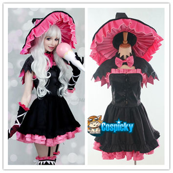 Shining Hearts - Melty Do Granite Cosplay Costume CP151913