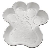 Paw Shaped Play Pool for Dogs