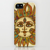 Helios iPhone & iPod Case by Valentina