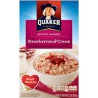 QUAKER INSTANT OATS 10 CT 12.3 OZ