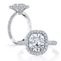 Ava - Jean Dousset Diamonds - Engagement Ring