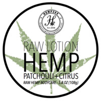 Hemp Raw Lotion