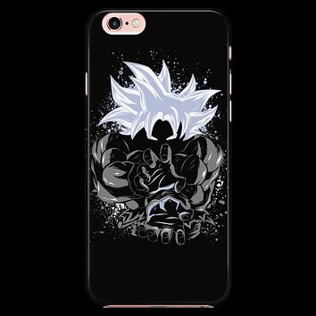 Super Saiyan Master Ultra Instinct Art Iphone 7/7s/8 Phone Case  - TL01629PC