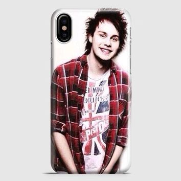 Michael Clifford 5 Seconds Of Summer iPhone X Case