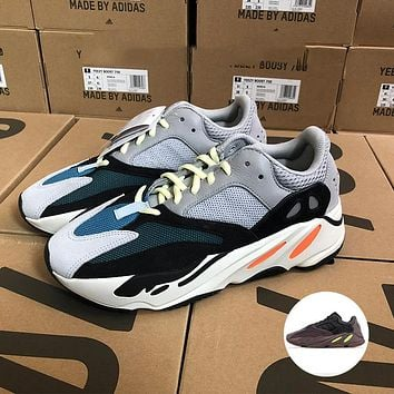 Adidas Yeezy 700 Runner Boost Trending Couple Running Sport Shoe b942982c9b
