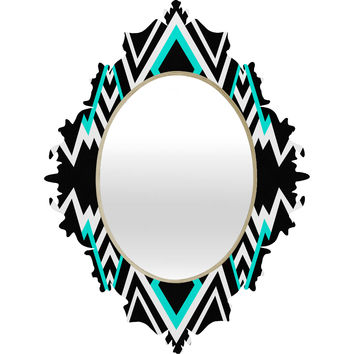 Elisabeth Fredriksson Wicked Valley Pattern 2 Baroque Mirror