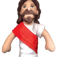 Jesus Finger Puppet - Also a Magnet - Whimsical & Unique Gift Ideas for the Coolest Gift Givers