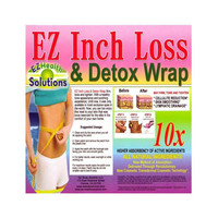 EZ Inch Loss Body Detox Wrap For Weight Loss