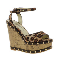 New Look Fascinate Stud Wedge Sandals