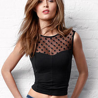 Swiss Dot Bra Top - Victoria's Secret