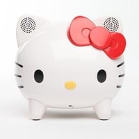 Hello Kitty Bluetooth Wireless Speaker: Red Bow