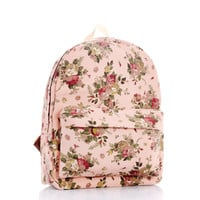 Stylish Canvas Fashion Backpack = 4887420420