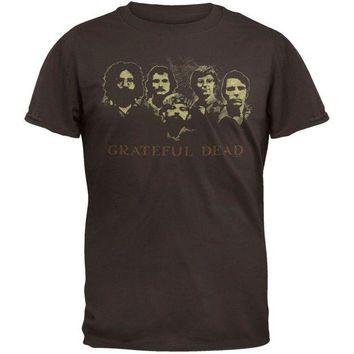 DCCKU3R Grateful Dead - Vintage Photo T-Shirt