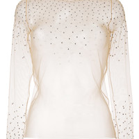 Cristina Savulescu Sheer Blouse - Farfetch