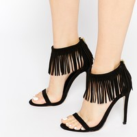 ASOS HARBOUR CITY Heeled Sandals
