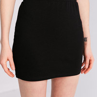 Silence + Noise Tube Bodycon Mini Skirt | Urban Outfitters