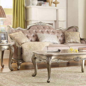 End Table Fiorella Collection 8412-04