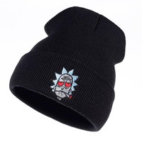 ca spbest Rick and Morty Beanie