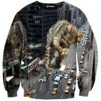 Kitty Zilla Crewneck