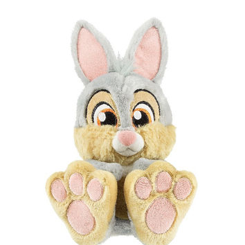 "Disney Parks Thumper Big Feet 10"" Plush New with Tag"