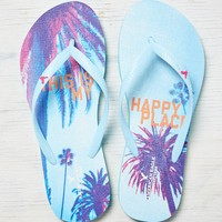 AEO Flip Flop, Turquoise | American Eagle Outfitters