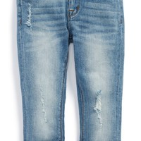Toddler Girl's Hudson Kids 'Ginny' Rolled Cuff Jeans