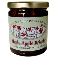 Side Hill Farm Vermont Made Delicious Maple Apple Drizzle Fruit Topping 9 oz