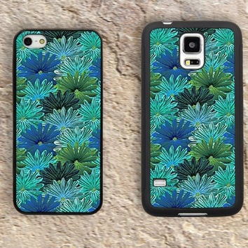 Pineapple Dream Art iPhone Case-Funky flowers iPhone 5/5S Case,iPhone 4/4S Case,iPhone 5c Cases,Iphone 6 case,iPhone 6 plus cases,Samsung Galaxy S3/S4/S5-173
